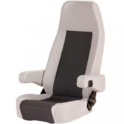 Maßangefertigte Vordersitzbezüge für Wohnmobil mit Sportscraftsitzen S 5.1