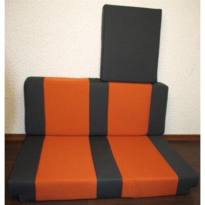 Wohnmobil Bürstner i 531 / Maßangefertigte Rücksitzbezüge