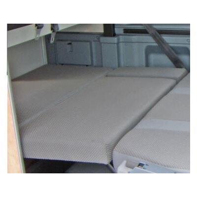 Ford Transit Nugget, Bj. 2000 - 2013 / Maßangefertigter Matratzenbezug 3-teilig für Bett unten