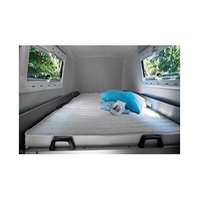 Ford Transit Nugget, Bj. 2000 - 2013 / Maßangefertigter Matratzenbezug 4-teilig für Hochdach oben