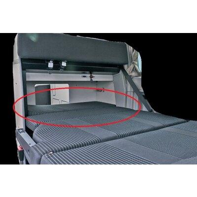 Ford Transit Nugget, ab Bj. 2013 - / Maßangefertigter Matratzenbezug 2-teilig für Bett unten