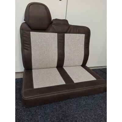Wohnmobil Citroen Pössl Roadcruiser R / Maßangefertigter Rücksitzbezug