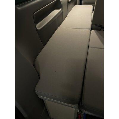 VW T6.1 California BEACH / Maßangefertigter seitlicher Zusatzpolsterbezug klappbar (2-teilig)