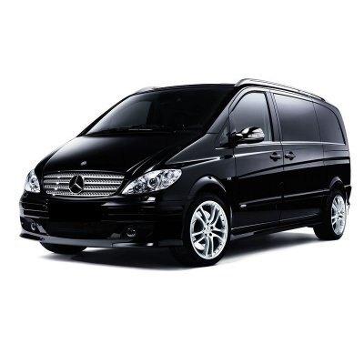 Mercedes Viano Fun (W639), Bj. 2003 - 2014 / Maßangefertigter Matratzenüberzug
