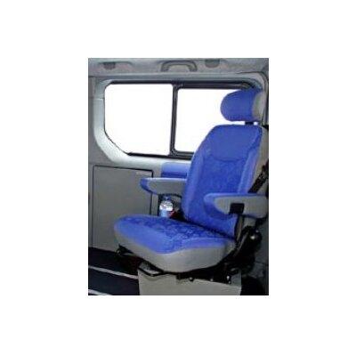 Opel Vivaro Life, Bj. 11/2001 - 2014 / Maßangefertigter Rücksitzbezug Einzelsitz 2. Reihe