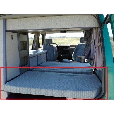 VW T4 California, Bj. 1991 - 2003 / Maßangefertigter Schlafmatratzenbezug