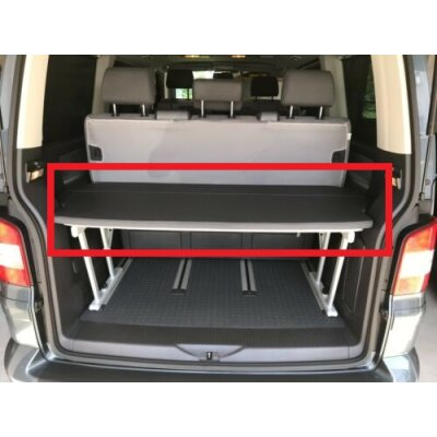 VW T5 / Maßangefertigter Multiflexboard Bezug