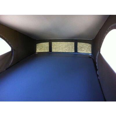 VW T6 California / Maßangefertigter 2-teiliger Matratzenbezug für die Dachkabine