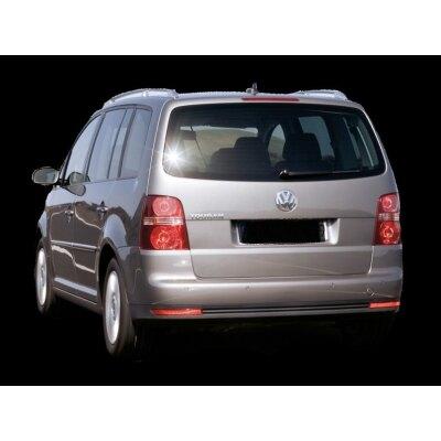 VW Touran, Bj. 2003 - 2010 / Maßangefertigter Rücksitzbezug 2. Reihe