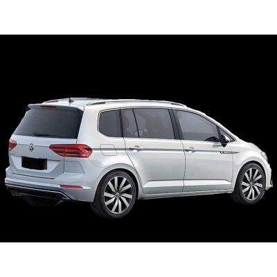 VW Touran II (Typ 5T), ab Bj. 2015 - / Maßangefertigter Rücksitzbezug 2. Reihe